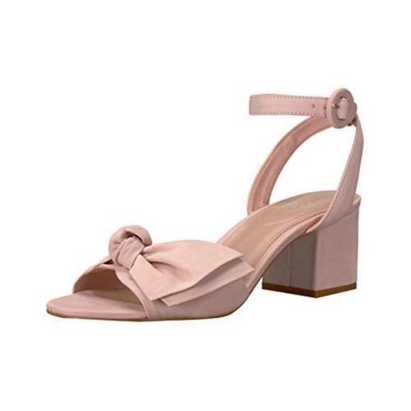 9ff2314786f Aldo Shoes - Aldo Blush Beautie Block Heel Dress Sandal NEW